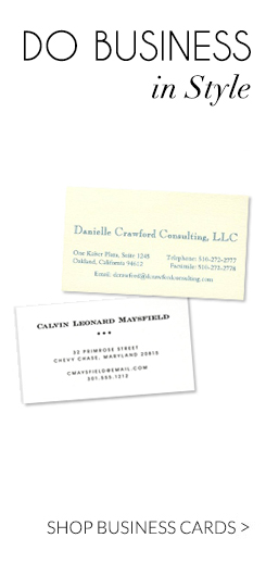 View Business Stationery