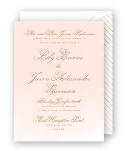 Shop Provence Invitation